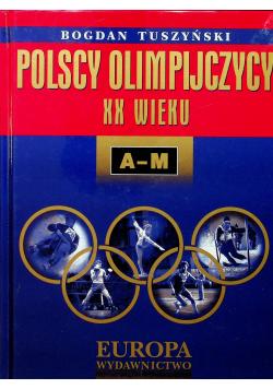 Polscy olimpijczycy XX wieku A M