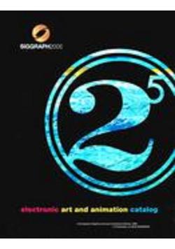 Electronic art and animation catalog