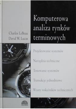 Komputerowa analiza rynków terminowych
