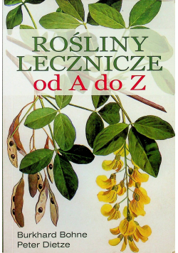 Rośliny lecznicze od A do Z