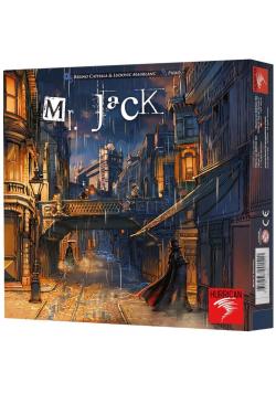 Mr. Jack (edycja polska) REBEL