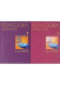 Pedagogika medialna tom 1 i 2