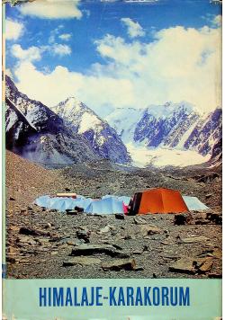 Himalaje - Karakorum