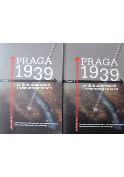 Praga 1939 2 tomy