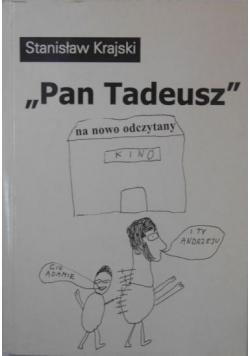 Pan Tadeusz na nowo odczytany