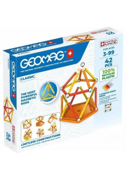 Geomag Classic Recycled 42 el.