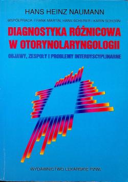 Diagnostyka różnicowa w otorynolaryngologii