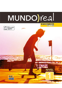 Mundo Real International 1 podręcznik