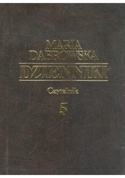 Dąbrowska Dziennik 1958 - 1965 tom 5
