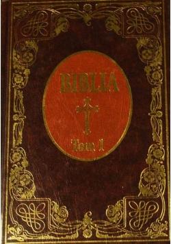 Biblia tom 1