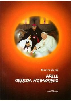 Apele Orędzia Fatimskiego
