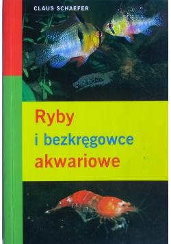 Ryby i bezkręgowce akwariowe