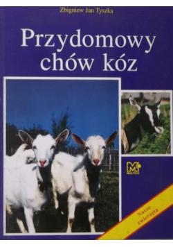 Przydomowy chów kóz