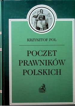 Poczet prawników polskich