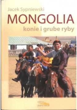 Mongolia konie i grube ryby