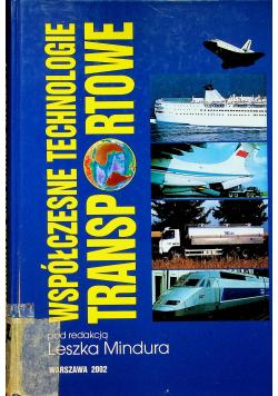 Współczesne Technologie Transportowe