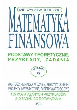 Matematyka finansowa w.6