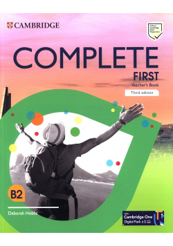 Complete First Teacher's Book