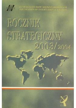 Rocznik strategiczny 2003 2004