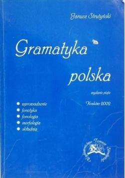 Gramatyka polska