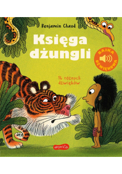 Księga dżungli. Bajka dźwiękowa