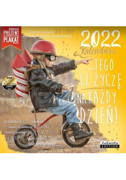 Kalendarz 2022 ścienny Classic Życzenia