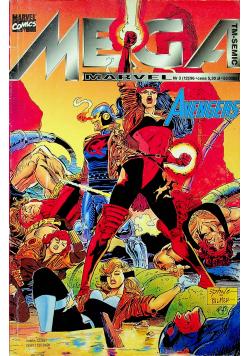 Mega Marvel Avengers Nr 3