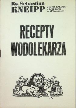 Recepty wodolekarza