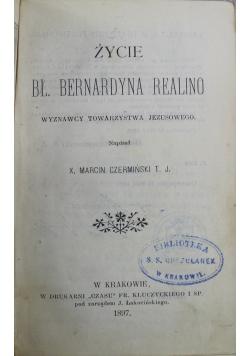 Życie bł Bernarda Realino 1897 r.