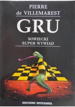 GRU Sowiecki super wywiad