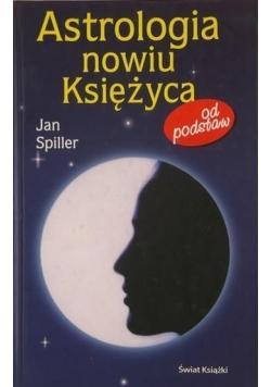 Astrologia nowiu Księżyca od podstaw