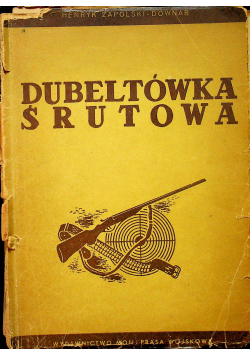 Dubeltówka śrutowa 1950 r