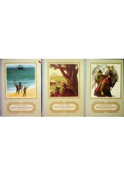 Dzieci kapitana Granta 3 tomy