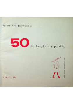 50 lat karykatury polskiej
