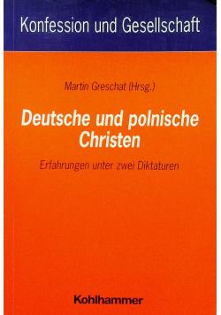 Deutsche und polnische Christen