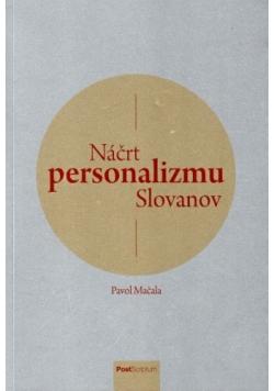 Nacrt personalizmu Slovanov