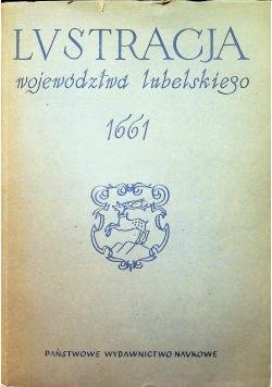 Lustracja Województa lubelskiego 1661