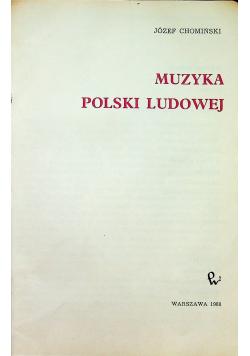 Muzyka Polski Ludowej