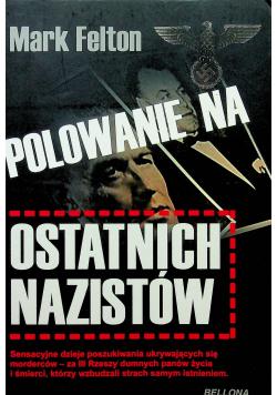 Polowanie na ostatnich nazistów