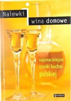 Nalewki wina domowe