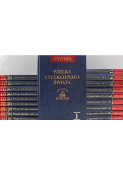 Wielka Encyklopedia Świata Tom 1 do 19