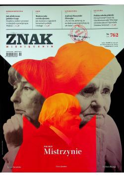 Znak Miesięcznik 762 Polskie mistrzynie