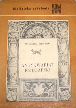 Antykwariat Księgarski