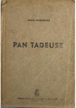 Pan Tadeusz 1947 r.