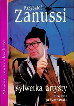 Sylwetka artysty + Autograf Zanussi