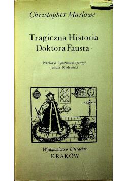 Tragiczna historia doktora Fausta
