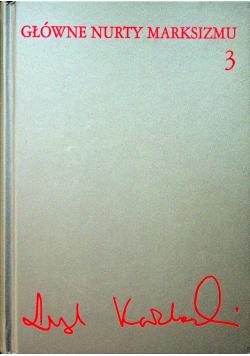 Główne nurty marksizmu 3