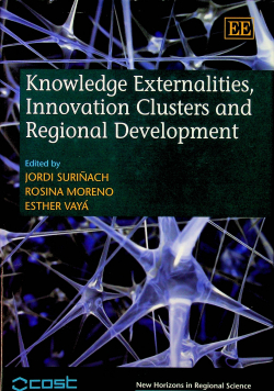 Knowledge Externalities Innovation Clusters and Regional Development