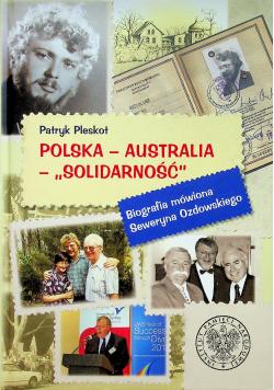 Polska Australia Solidarność
