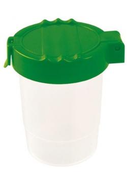 Pojemnik na wodę zamykany zielony KF005-Y